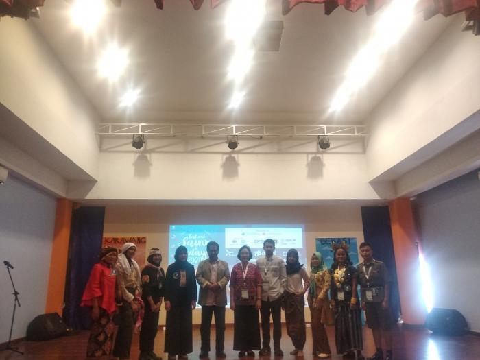 Penampilan Puisi pada OSEBI 2020